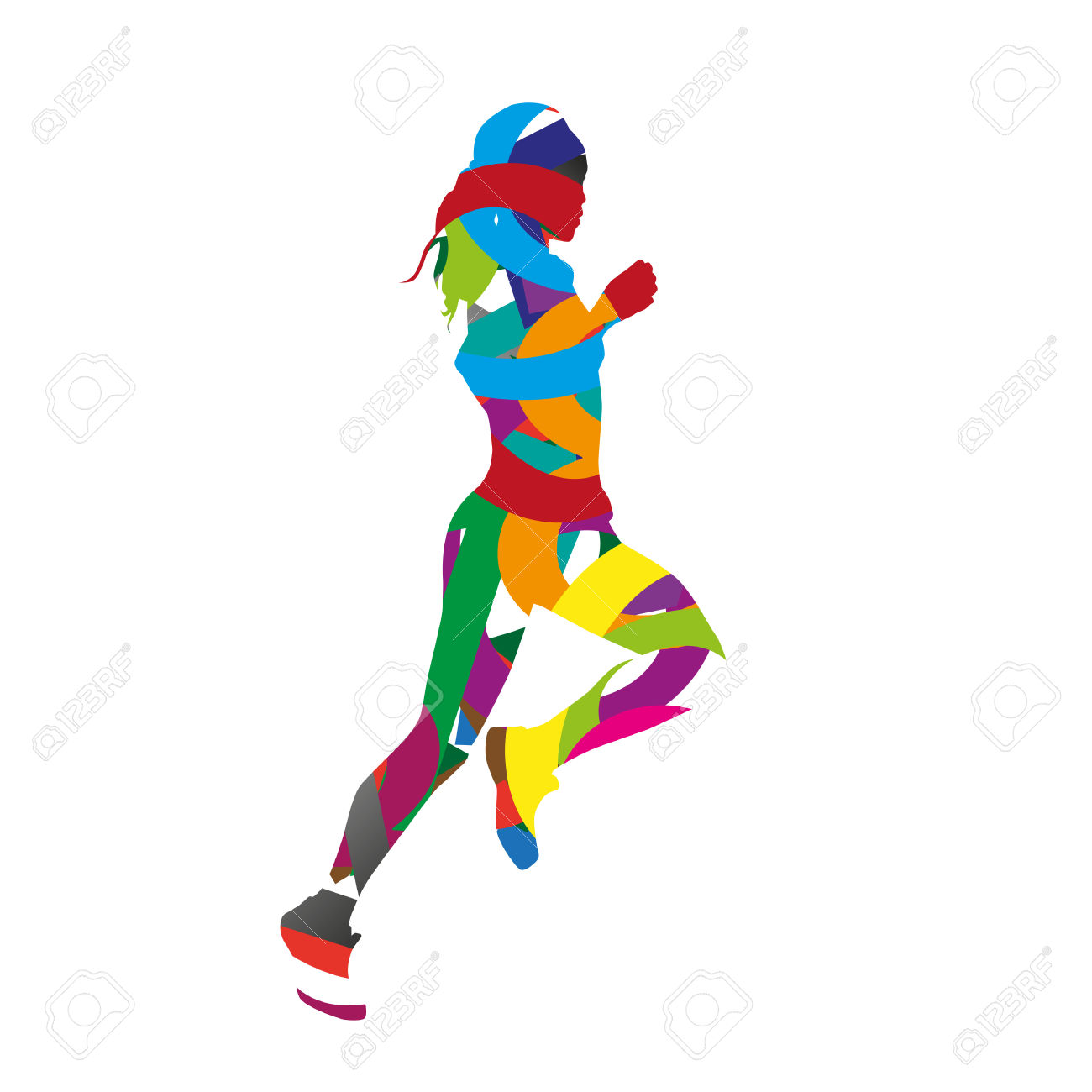 38567373-Abstract-colorful-running-girl-Stock-Vector-logo-sport-gym